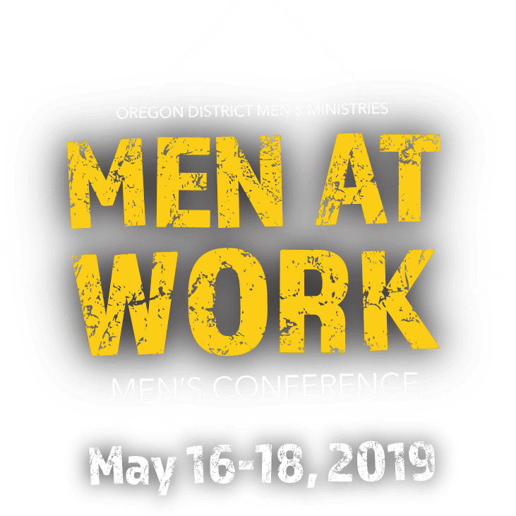 Men At Work Men's Conference